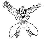 ... be printed back to the spiderman page view all lygwela coloring pages