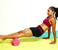 5 Foam Rolling Moves for Lower Body - Page 2 of 6 - Women's Running