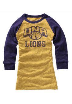 Product: University of North Alabama Lions Womens Long Sleeve T-Shirt