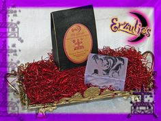 Goats Milk Spirit Soaps! The Ghede Goats Milk Soaps...rulers of transitions and justice...at Erzulie's Authentic Voodoo of New Orleans  #GoatsMilkSoap, #GoatMilkSoaps, #OrganicSoap, #OrganicGoatsMilkSoap, #SpiritualSoaps, #SpirtualSoap, #NaturalSoaps, #NaturalGoatsMilkSoaps  To learn more about our handmade, natural and organic goats milk soaps visit us at: http://erzulies.com/product-category/goats-milk-voodoo-soaps/