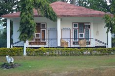 Cottages at Aranya Tourist Hotel by the Assam Tourism Development Corporation Limited  http://wanderingpassport.com/?p=161