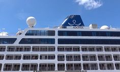 cruise ship in 50 years sets sail for Cuba Carnival Corporation, Family Cruise, Set Sail, Anthropology, Mail Online, Daily Mail, Cuba, Sailing, Ship