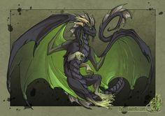Doofy Dragon by NeonDragon