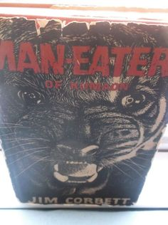 Maneaters of Kumaon Jim Corbett 1946 HC/DJ 1st. American Edition Oxford Press in Books, Nonfiction | eBay