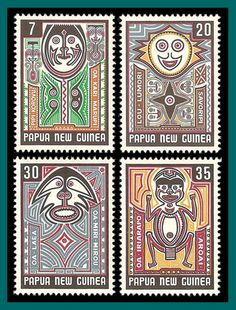 Papua New Guinea Stamps 1977 Folklore, MNH