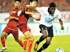 Thầy trò HLV Guillaume Graechen sẽ có dịp tái ngộ U19 Tottenham trong trận đấu giao hữu diễn ra tối nay (20h30, giờ Việt Nam). http://ole.vn/bong-da-anh.html