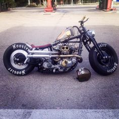 Harley Bobber Chopper More