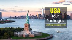 Book Your United States of America Travel Packages with Visa More info - http://www.usatourpackages.co.in