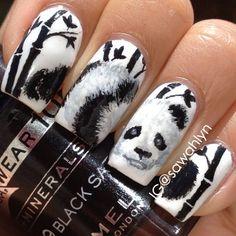 Instagram photo by sawahlyn  #nail #nails #nailart