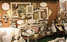 Antique Store Booth Display Ideas | ... just bought another store that adjoins the original antique store