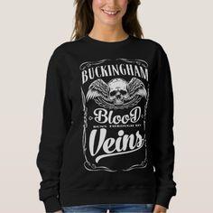 Team BUCKINGHAM - Life Member T-Shirts - personalize design idea new special custom diy or cyo
