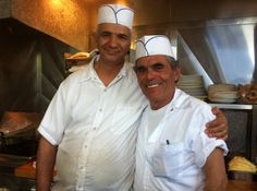 Jimmy + Mike,   Olympus Crowbar Restaurant