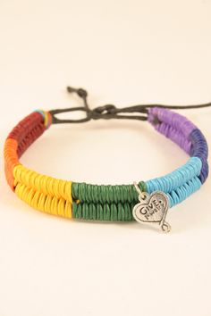 "Friendship Bracelets by Give Jewelry --> ""1 BRACELET, 1 CHILD, 1 WEEK OF FOOD"" With each bracelet purchased, GIVE Jewelry is able to provide a week of nutritious food (21 meals!) for a child in need. Uploaded by"