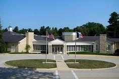 Herbert Hoover Presidential Library   West Branch, IA