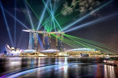 The Marina Bay Sands Has Always Been Among The Top Rated Attraction In That Locals And Tourists Alike Adore Have You Shot The New Light Show