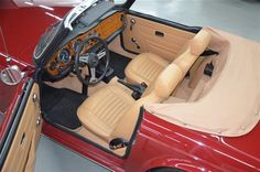 1974 Triumph TR6 TR6 Roadster HardTop Overdrive British Sports Cars, Classic Sports Cars, Classic Cars, Single Guys, Triumph Sports, First Car, Old Cars, Drones, Concept Cars