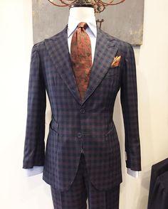남자는 수트를 입으면서 성장한다고 #suit #ALANS #sciamat #AlanNam #menswear #men