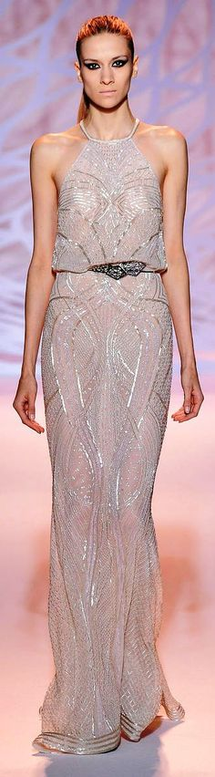 Zuhair Murad Couture Fall-Winter 2024-2015 Collection. Elegantly fabulous and sexy.