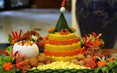 Resep Nasi Tumpeng Ulang Tahun - http://www.rancahpost.co.id/20150431646/resep-nasi-tumpeng-ulang-tahun/