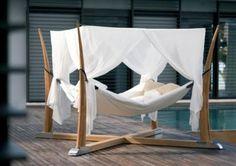 Strange furniture | and Unusual Garden Furniture Ideas, Kokoon by Royal Botania unusual ...