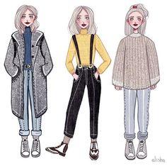 Noora Amalie Sætre Drawing Clothing Style - Skam