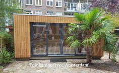 Www.jarohoutbouw.nl | 0341-759000 | Tuinkamer Amsterdam is gebouwd voor een opdrachtgever in Amsterdam. Deze opdrachtgever zocht een aannemer in Amsterdam die in 1 dag deze exclusieve tuinkamer op locatie kon plaatsen. Jaro houtbouw is de aannemer voor het leveren en fabriceren van uw exclusieve prefab houten | woning | buitenverblijf | tuinatelier | tuinkantoor | tuinhuis | tuinkamer | gastenverblijf | Zoekt u een aannemer in Amsterdam? Neem dan contact met ons op. | woning | buitenverblijf…
