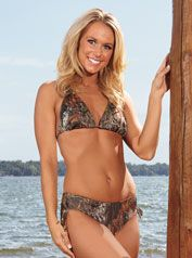 camo bikini  available @Mossy Oak Foley,AL
