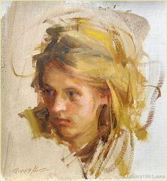 """Quang Ho - """"A Portrait"""""""