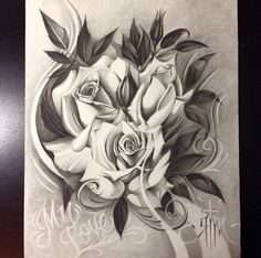 My love roses