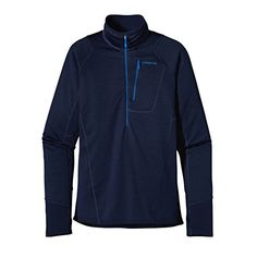 Patagonia R1 Pullover Mens Mid Layer Large Classic Navy  Best Buy  in 2015 | Pegaztrot Buyer Friend