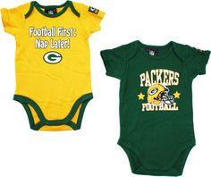 NFL Green Bay Packers Boy's Short Sleeve Bodysuit, 3-6 Months, Green Gerber,http://www.amazon.com/dp/B00E1FTZDS/ref=cm_sw_r_pi_dp_xjhZsb0Z0FRVDYQS