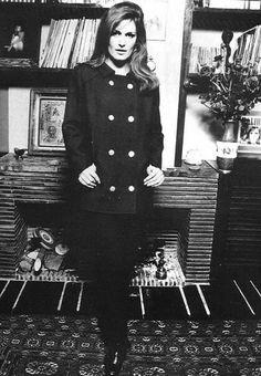 Dalida - dans sa maison (1967)