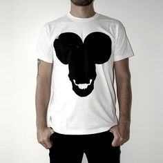 The Skull T-Shirt, 26€, now featured on Fab.