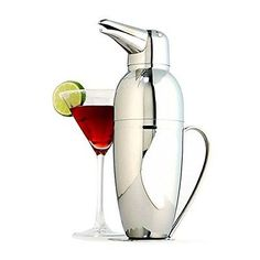 NORPRO Stainless Steel Penguin Cocktail Shaker  NP445  N