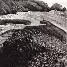 Anita Reynolds is a painter and Printmaker based in Devon. She is a member of the Devon Guild of Craftsmen, exhibits widely and runs courses and workshops. Scratchboard, Devon, Outline, Printmaking, Abstract Art, Bullet Journal, Landscape, Scenery, Printing