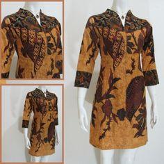 DRESS BATIK SOLO MODERN DB192 toko online di kota solo yang memproduksi dan menjual berbagai model baju dress batik dengan harga jual yang relatif murah http://pulaubatik.com/category/dress-batik/