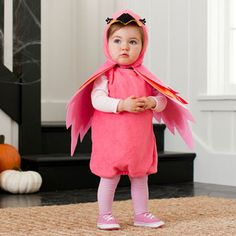 BabyZone: The 50 Cutest Costumes for Halloween | Flamingo or this one @Megan Burt