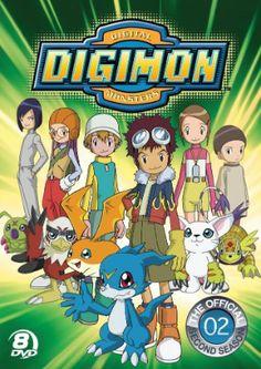 Digimon Season 2: Digimon Adventure 02 DVD Complete Collection (D)