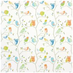 Harlequin What A Hoot Fabric Collection 3222