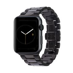 Case-Mate has released their latest stainless steel Apple Watch linked band. Want to add more luxurious style to your Apple Watch Sport? The watch band should b Apple Watch Iphone, Apple Watch 42mm, Apple Watch Bands Mens, Apple Watch Men, Apple Watch Space Grey, Black Apple Watch Band, Iphone Watch Bands, Apple Watch Series, Apple Band