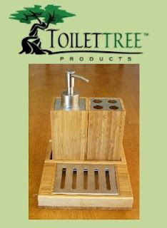 Linkies Contest Linkies: (BP) Giveaway Time $39.95 Value with Toilettree Bamboo 3 in 1 Accessory Kit - USA & CANADA