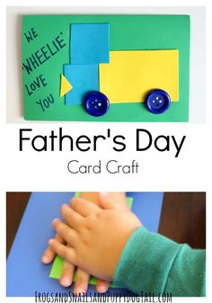 Fathers Day Card Cr