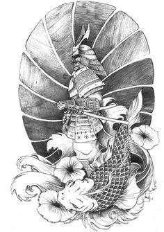 Samourai by luuna75 on DeviantArt
