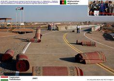 Confini amministrativi - Riigipiirid - Political borders - 国境 - 边界: 2007 AF-TJ Afganistan-Tadžikistan Afghanistan-Tagi...