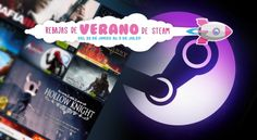 Special offers on Summer Steam we recommend Linux Mac PC Steam