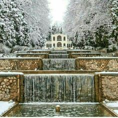 Princess of MAHAN garden -mahan city-Kerman-IRAN