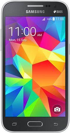 Samsung Galaxy Core Prime VE Duos SM-G361H Grey  — 6990 руб. —  Поддержка двух SIM-карт. Сенсорный экран. Операционная система: android 4.4 kitkat. Слот для карты памяти. FM-радио. Поддержка 3G (UMTS). Bluetooth. Поддержка Wi-Fi. Навигация GPS. Навигация ГЛОНАСС. Аудиоплеер. Смартфон