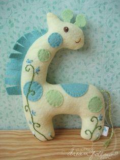 el yapımı peluş oyuncak