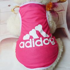 Funny Dogs, Cute Dogs, Summer Vest, Little Dogs, Dog Supplies, Dogs Online, Small Dogs, Christmas Stockings, Dog Clothing