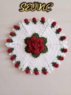 Ladoo Gopal, Crochet Doilies, Crochet Patterns, Mavis, Wool, Holiday Decor, Christmas, Crafts, Farmhouse Rugs